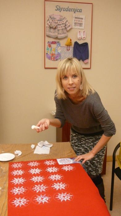 Lindai top sagatave dāvaniņām